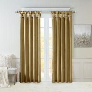 Madison Park Natalie Window CurtainTwist Tab